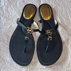 Michael Kors, sandals!